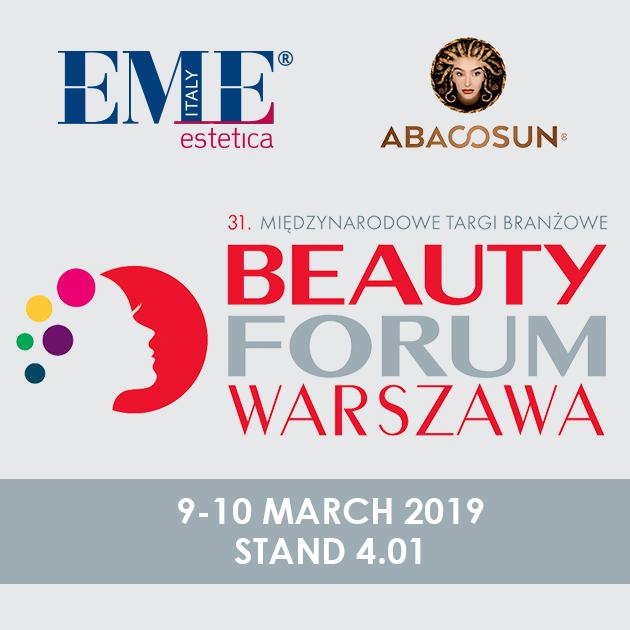EME Beauty Forum Varsavia